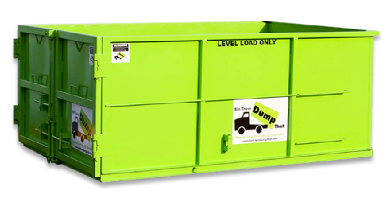 Reliable, 5-Star, Residential Friendly Dumpsters for Iowa City, Iowa Serviced By Bin There Dump That